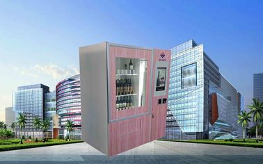 Κίνα CE FCC Winnsen Wine Vending Machine For Shopping Mall With Credit Card Reader Payment εργοστάσιο